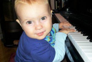 Klavierunterricht für Kinder und Fortgeschrittene, Klavierunterricht für Blinde