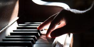 Man müsste Klavier spielen können